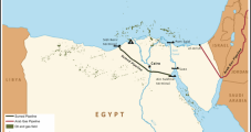 Backlog at Suez Canal Clearing, with Few Impacts Seen on LNG Trade
