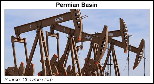 Chevron Permian