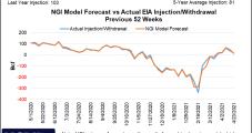 June Natural Gas Futures, Cash Prices Lose Momentum Ahead of Storage Report
