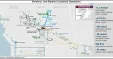Alberta's Pembina Acquiring Inter Pipeline Natural Gas, Oil Infrastructure in $6.6B Tie-up