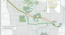 Enbridge Line 3 on Track for Minnesota Completion by Year's End