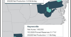 Southwestern Energy Reaches First Appalachian-Wide Deal to Certify Natural Gas Production