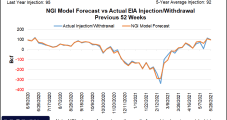 Natural Gas Futures Slip on More Cooler Changes to Forecast, LNG Maintenance