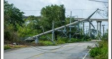 Most GOM Natural Gas, Oil Still Offline as Entergy Foresees Power Outages 'For Weeks' After Ida