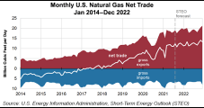 Demand for U.S. Natural Gas Exports to Surge Through 2021, EIA Says