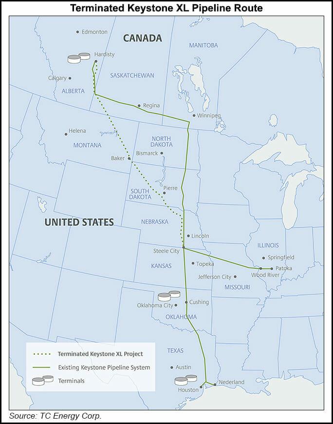 keystone route