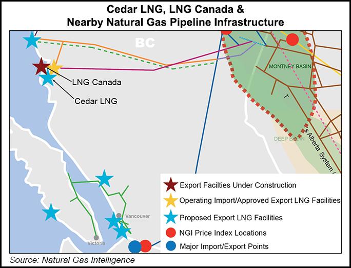 Cedar LNG