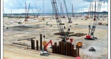 Golden Pass LNG Said 'on Schedule' for 2024 Start-Up
