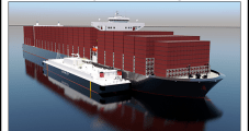 Shell Partners with Crowley for LNG Bunkering Barge on East Coast