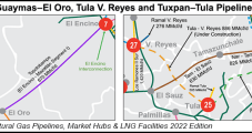 CFE Opting for Alternative Natural Gas Pipeline Routes to Advance Stalled Mexico Projects