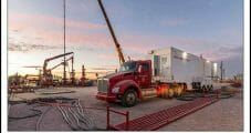Halliburton, VoltaGrid Partner with Aethon to Deploy All-Electric Fracturing in Haynesville