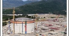 LNG Canada Construction Hits Halfway Point